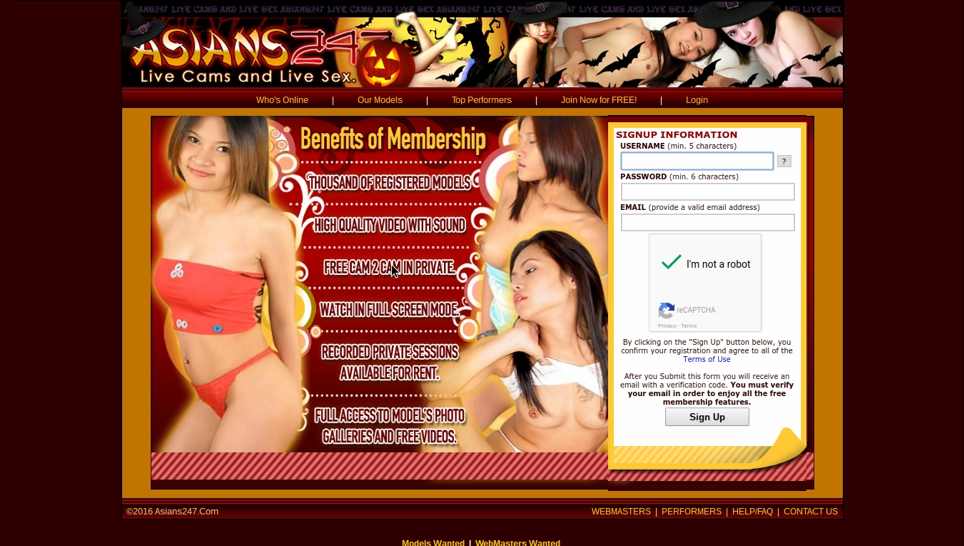Asians247 Membership
