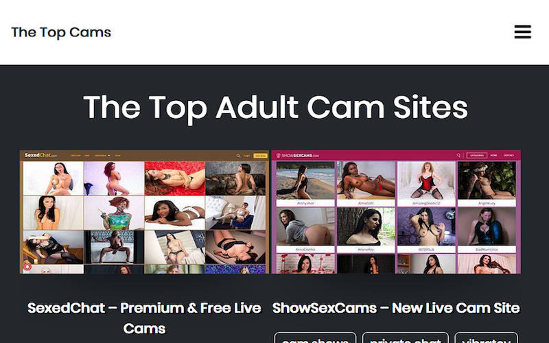 The Top Cams preview